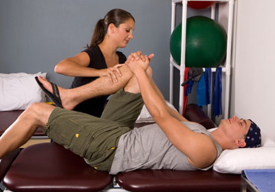 Becoming a physical therapist?