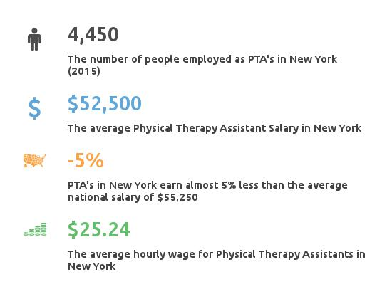 physical therapy assistant schools new york partnership
