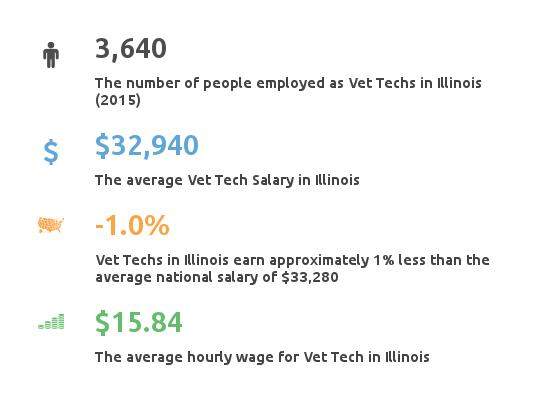 Key Figures For Vet Tech In illinois
